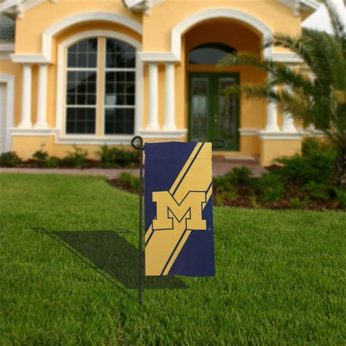 NCAA Michigan Wolverines Mini Yard Flag
