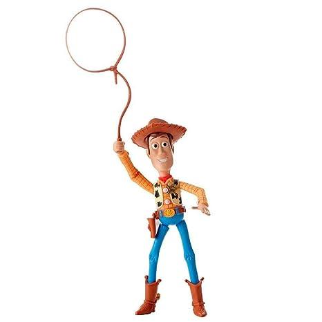 84c29abfda273 Mattel Toy Story Figura Woody Lazo Atrapa Enemigos  Amazon.es ...