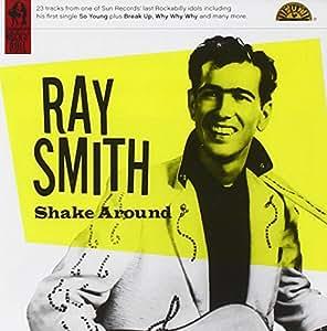SMITH, RAY - SHAKE AROUND