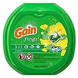 Gain Flings Original Laundry Detergent Pacs (Gain Flings Original Laundry Pacs 72 Count)