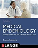 Medical Epidemiology, Fifth Edition, Greenberg, Raymond and Daniels, Stephen, 0071822720