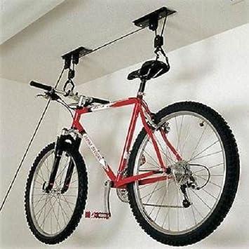 Silverline 554289 Bike Lift 20kg Capacity Bicycle Storage