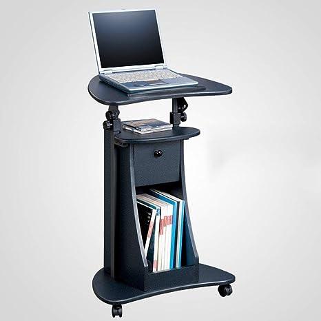 SED Mesas pequeñas Mesas Escritorio móvil Altura Ajustable ...