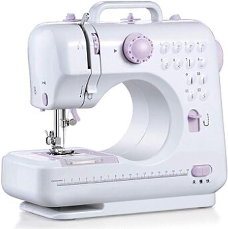 ACC 12 Puntos de sutura portátil de la máquina de Coser con Pedal ...