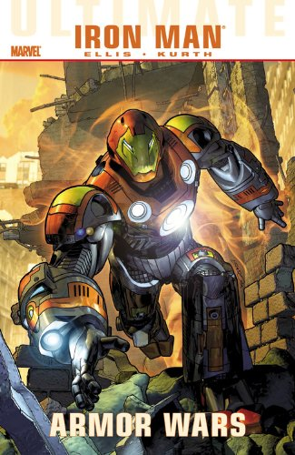 Ultimate Comics Iron Man: Armor Wars]()