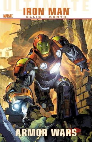 (Ultimate Comics Iron Man: Armor Wars)