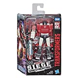 Transformers E3530 Generations War for Cybertron: Siege Deluxe Class Wfc-S10 SIDESWIPE Action Figure
