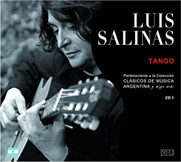 Tango: Salinas, Luis: Amazon.es: Música