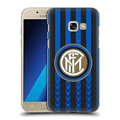 Head Case Designs Ufficiale Inter Milan 2018/19 Kit Crest Cover Dura per Parte Posteriore Compatibile con Samsung Telefoni 1