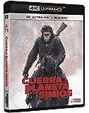 La Guerra Del Planeta De Los Simios Uhd [Blu-ray]