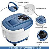 Foot Spa Bath with Heat and Massage and