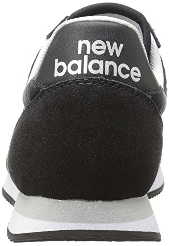 New Black Noir Mixte Bébé Baskets U220 Balance 7Urwq7a