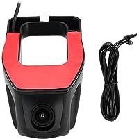 Cámara de la rociada del coche DVR, Grabador de video de conducción USB DVR para automóvil Cámara de tablero HD 1080P…