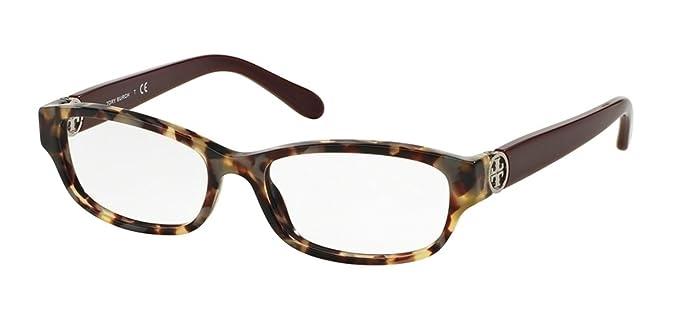 36df63f408 TORY BURCH Eyeglasses TY 2055 Eyeglasses 1476 Porchini Tort Bordeaux 51mm