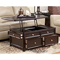 Superb Versatility Vandeventer Storage Coffee Table with Lift Top