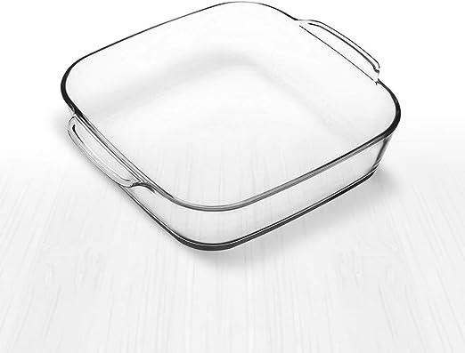 Amazon.com: Posavasos de cristal transparente Simax ...