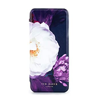 info for 8d6c6 d9c56 Ted Baker LANDACE Mirror Folio Case for Samsung Galaxy S8+ - Blushing  Bouquet