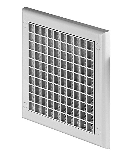 Wall / Ceiling Air Vent Grill 190mm x 190mm with Adjustable
