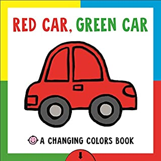 Book Cover: Red Car, Green Car