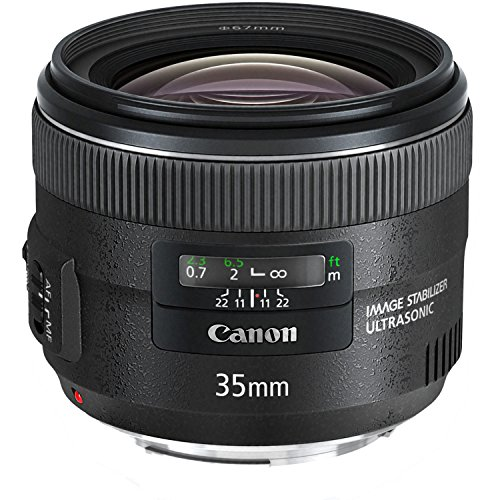 01. Canon EF 35mm f/2 IS USM Wide-Angle Lens Review