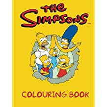 The Simpsons Colouring Book: A great Simpsons colouring book for kids. An A4 50 page book full off Simpson images to colour. Great for kids aged 3+.