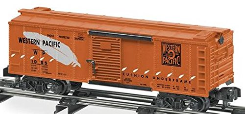'AF 6-48388 S Scale Western Pacific Boxcar' (Western Pacific Boxcar)