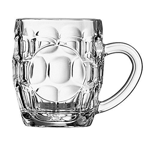 Jarra de Cerveza Britania 55 cl Caja 12 unds.