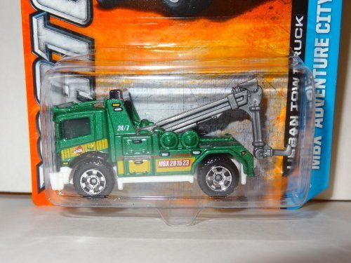 Mattel Matchbox City Action Truck - 4
