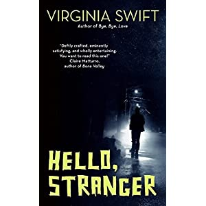 Hello, Stranger (Mustang Sally Mysteries)
