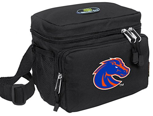 Broad Bay Boise State University Lunch Bag Official NCAA Boise State Broncos Lunchboxes