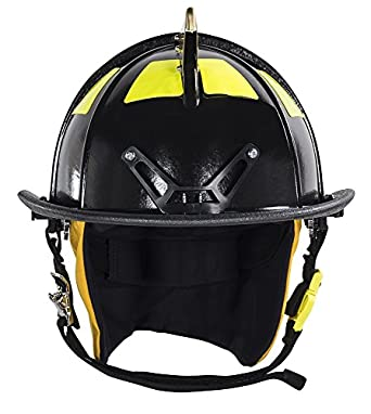 Msa 1044dsb Cairns 1044 Traditional Composite Fire Helmet With