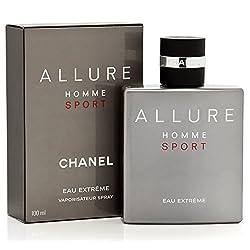 Châněl Allure Homme Sport Eau Extreme Eau de Parfum Spray 3.4 OZ/ 100 ML