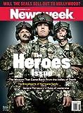 Newsweek Magazine november 12, 2012, THE HEROES ISSUE