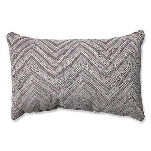 Pillow Perfect Union Driftwood Chenille Rectangular Throw Pi