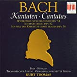 Bach - Cantatas Nos. 54, 56 and 82