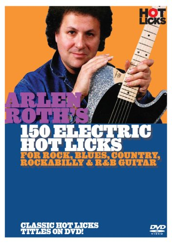- Arlen Roths 150 Electric Hot Licks