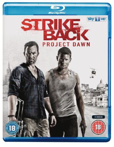 Strike Back Project Dawn [Blu-ray]