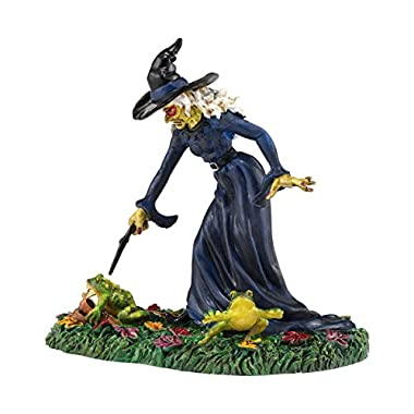 Department 56 Snow Village Halloween Another Prince Croaks Accessory, 3.74-Inch