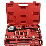 TU-114 Fuel Pressure Gauge Auto Diagnostics Tools Fuel Injection Pump Tester