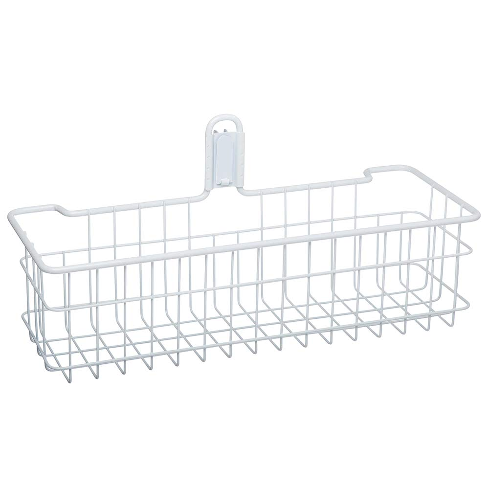 MD Group freedomRail Large Over Door Basket, 8.25'' x 7'' x 6.5 lbs by MD Group (Image #1)
