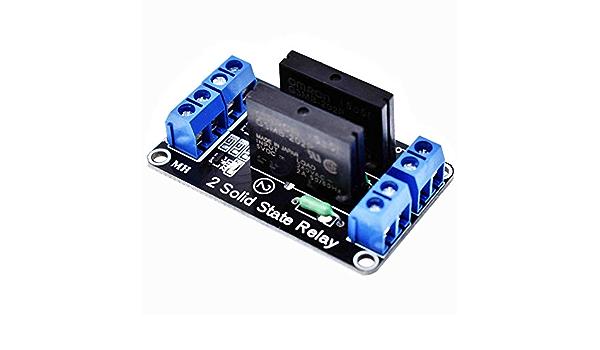 Relais g3mb-202p semi-conducteurs Relais Solid-State-relais 5 V 0008
