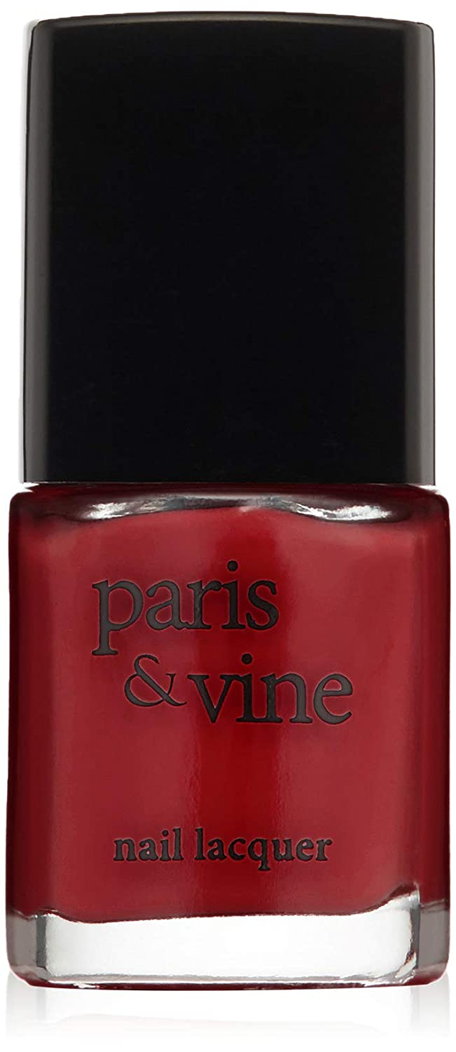 Paris & Vine Nail Lacquer, 100 Gloss Top Coat, 0.50 Fluid Ounce Cosmetic Industries Inc. 100 Gloss Top Coat