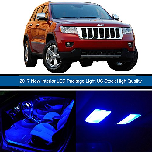Grand Cherokee Led Interior Lights in US - 8