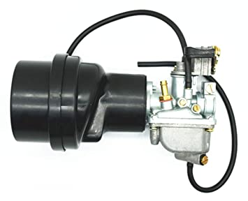 Carburetor For Suzuki Lt 50 Lt50 Air Filter Box 2002 2003 2004 2005 Lt A 50 Carb Amazon In Car Motorbike