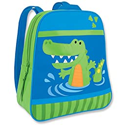 Stephen Joseph Go Go Bag, Alligator