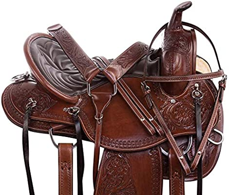 Amazon com : AceRugs Wide Saddle Western Pleasure Trail