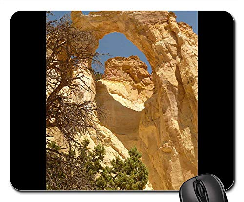 (Mouse Pads - Grosvenor Arch Grand Staircase Escalante 1)