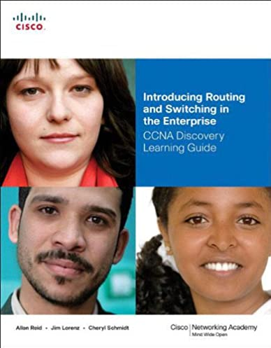introducing routing and switching in the enterprise ccna discovery rh amazon com designing and supporting computer networks ccna discovery learning guide ccna discovery learning guide pdf