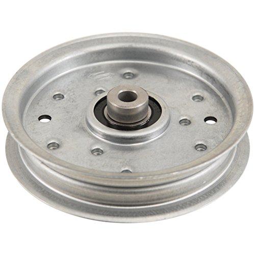 MaxPower 12675 Flat Idler Pulley for MTD/Cub Cadet/Troy-Bilt Replaces 956-04129, 753-08171, 756-04129, 75604129B, & 75604129C