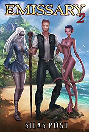 Emissary Beasts Of Burden Book 2 The Divine Monsters Trilogy